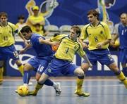 Сборная Украины вышла в четвертьфинал